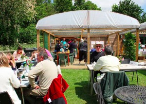 Talton Mill Farm Shop Cafe Garden
